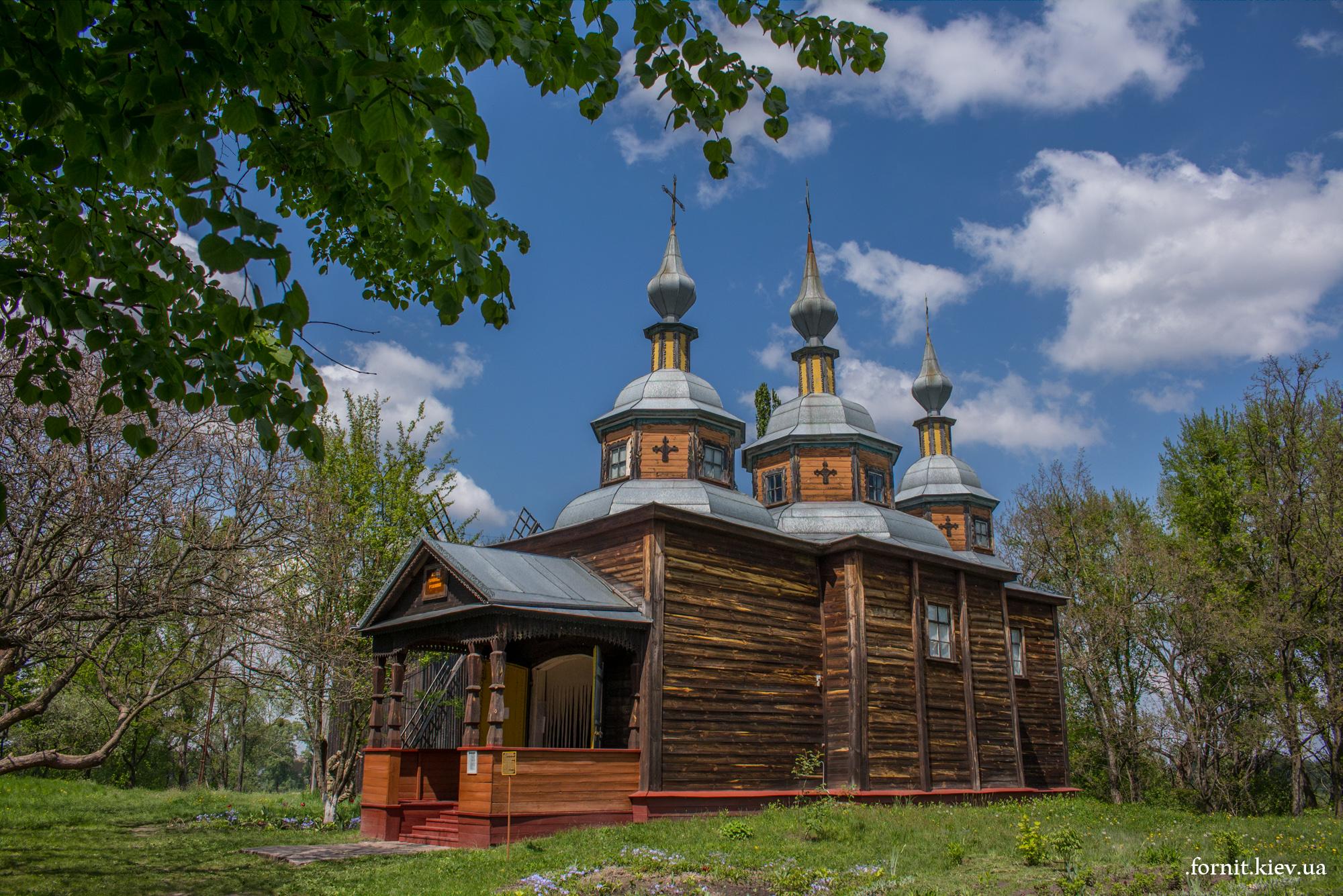 музей народной архитектуры в Переяслове