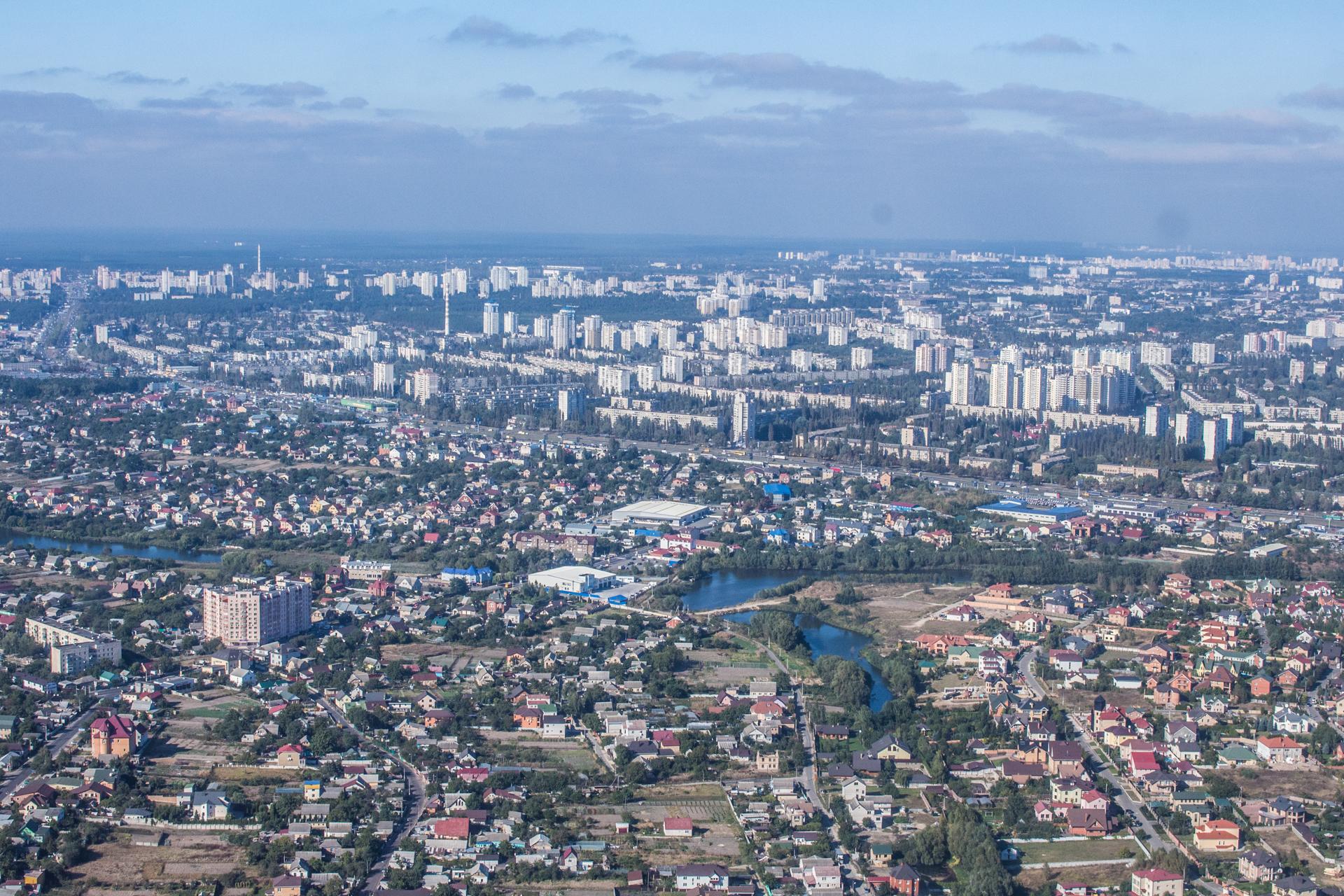 Киев, окружная